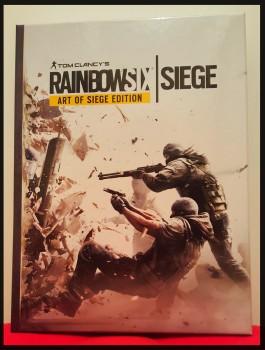 Unboxing Rainbow Six Siege 3